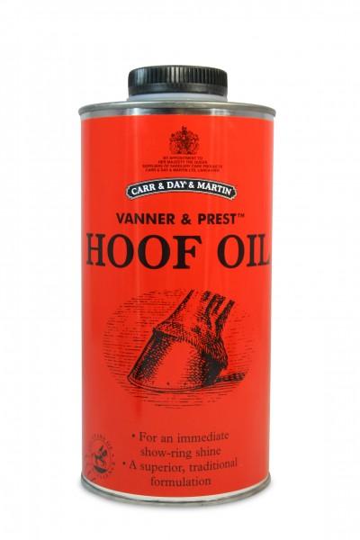 Carr & Day & Martin Huföl Vanner & Prest Hoof Oil 500 ml