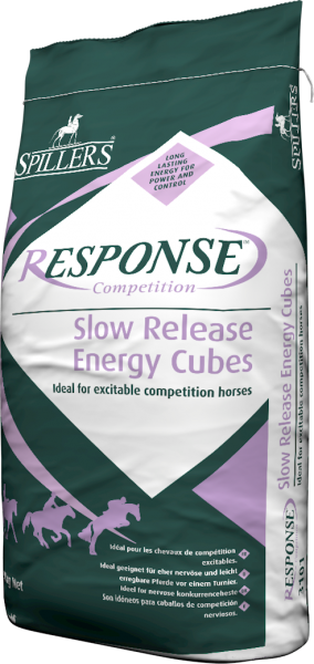 SPILLERS RESPONSE Slow Release Energie Cubes bag