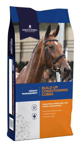 Dodson & Horrell Build Up Conditioning Cubes bag