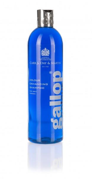 Carr & Day & Martin Gallop Farbglanz Shampoo für Schimmel und graue Pferde