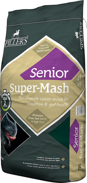 SPILLERS Senior Super Mash bag