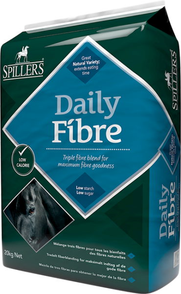 SPILLERS Daily Fibre bag