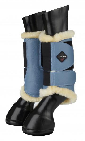 Fleece Lined Boot Ice Blue