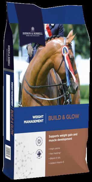 Dodson & Horrell Build & Glow bag