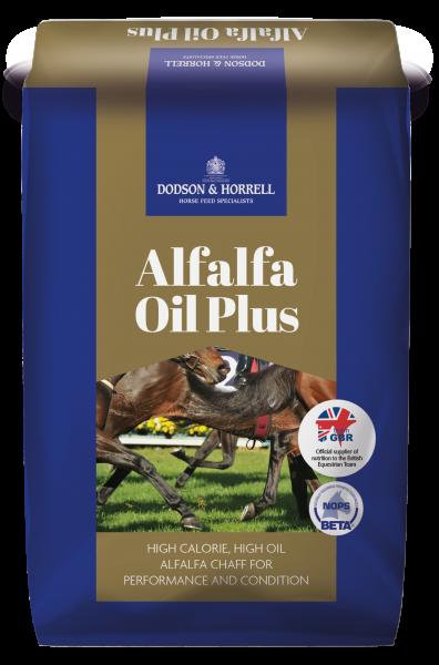 Dodson & Horrell Alfalfa Oil Plus bag