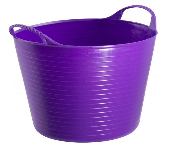 Gorilla Tub TubTrug Flexible Eimer S purple