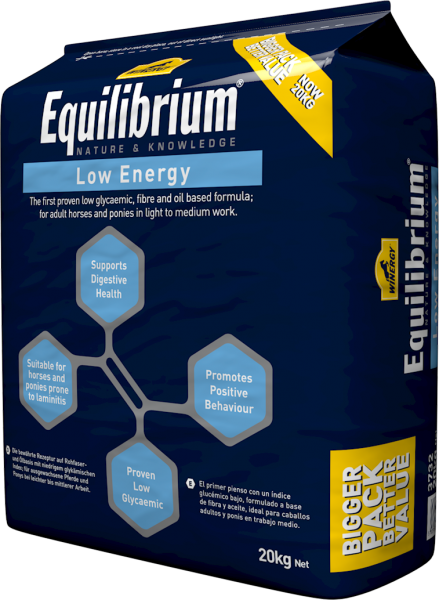 WINERGY Equilibrium Low Energy bag