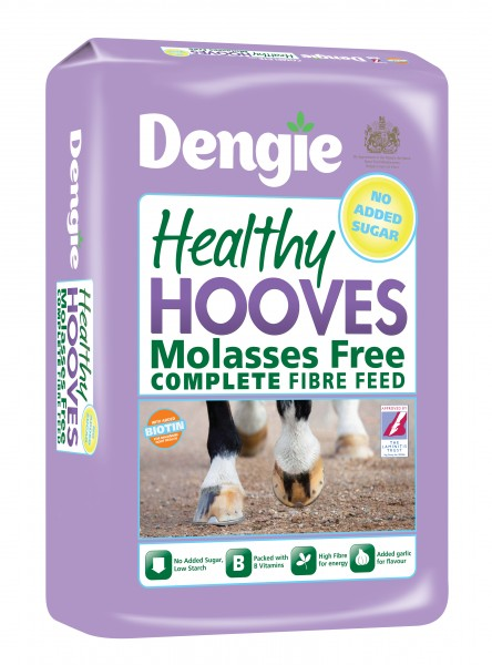 Dengie Healthy Hooves Molasses Free bag