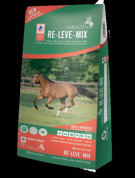 Saracen Re-Leve Mix bag