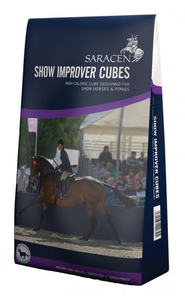 Saracen Show Improver Cubes bag