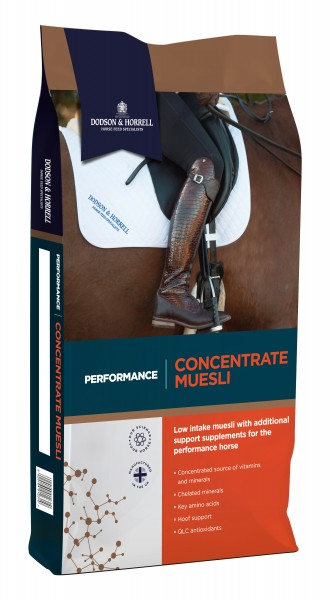 Dodson & Horrell Performance Concentrate Muesll bag