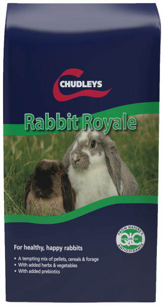 Chudleys Rabbit Royale bag
