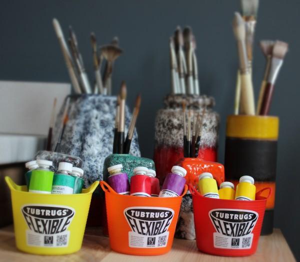 Gorilla Tub TubTrug Flexible Micro Farben