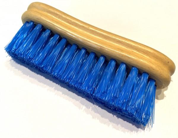 Kopfbürste blau