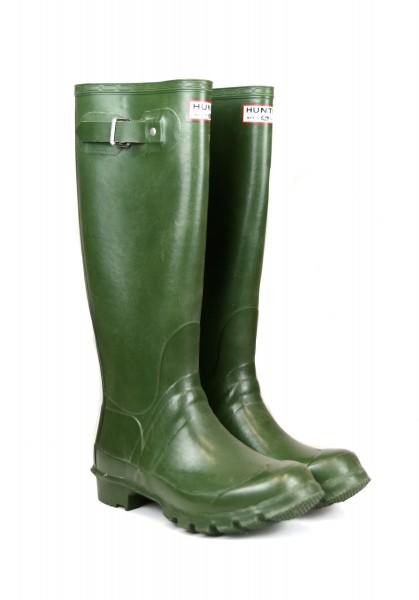 Hunter green Stiefel