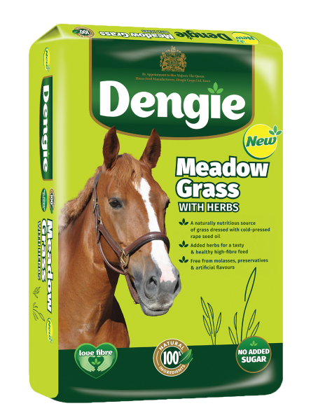 Dengie Meadow Grass with Herbs bag