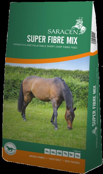 Saracen Super Fibre Mix bag