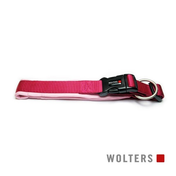 Halsband Professional Comfort Wolters Himbeer/Rose