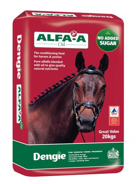 Dengie Alfa-A Oil bag w. EGUS badge
