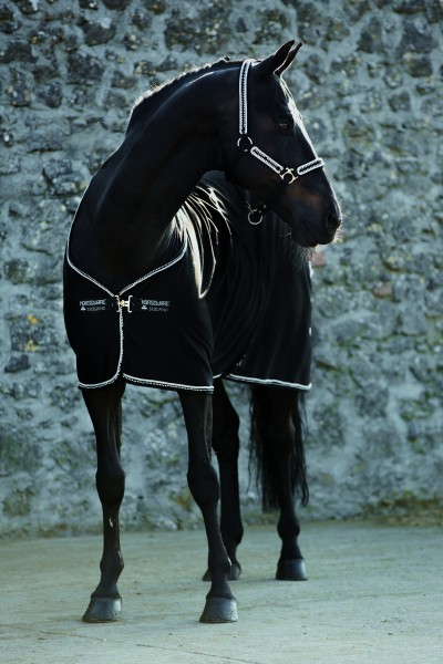 Horseware Rambo Diamante Ear Net CLOSEOUT