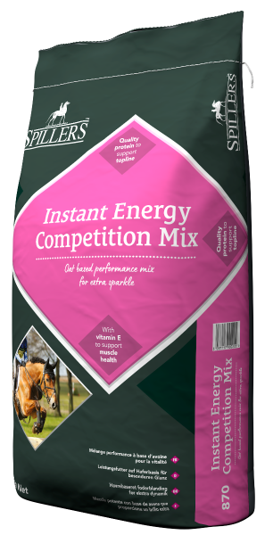 SPILLERS Instant Energy Competition Mix bag