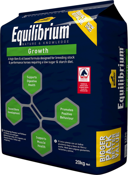 Winergy Equilibrium Growth bag