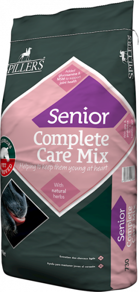 SPILLERS Senior Complete Care Mix bag