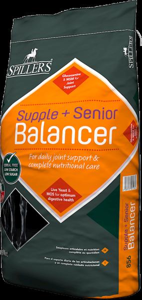 SPILLERS Supple + Senior Balancer bag