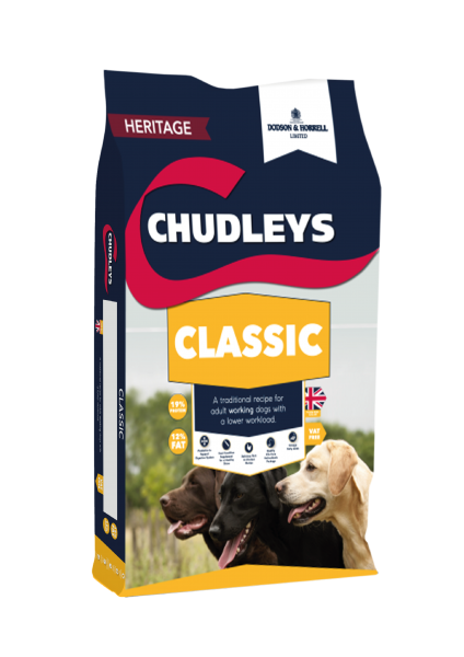 Chudleys Classic bag