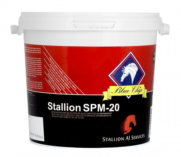 Blue Chip Stallion SPM-20 tub