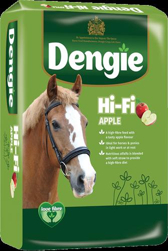 Dengie Hi-Fi Apple bag