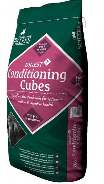 SPILLERS DIGEST+ Conditioning Cubes bag